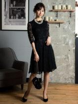 20代におすすめのドレス1